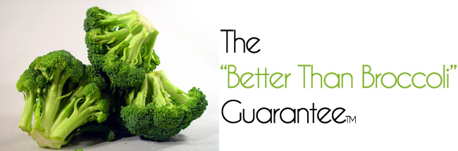 Better Than Broccoli Eric Electric Guarantee