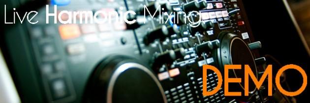 Live Harmonic Mixing Demo