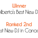 Eric Electric Named Alberta's #1 Best New Wedding DJ