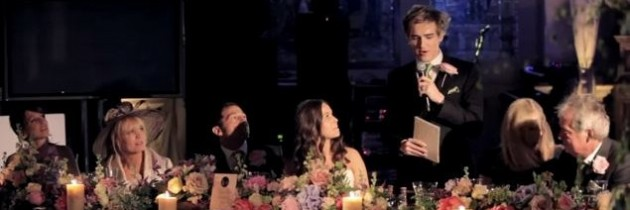 IDEA – The Most Incredible Wedding Speech. Ever!